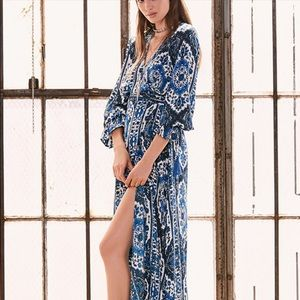Lulus Wrap Dress